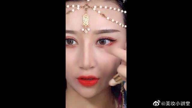 论修容的重要性,化妆后和素颜只差了5万块的整容费