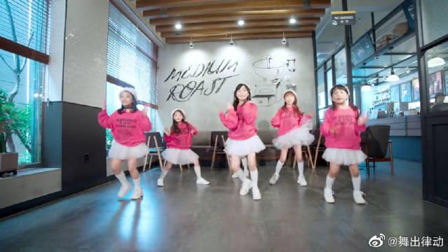 APRIL舞蹈《Oh! My Mistake》儿童流行舞蹈视频