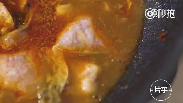 麻辣水煮鱼片