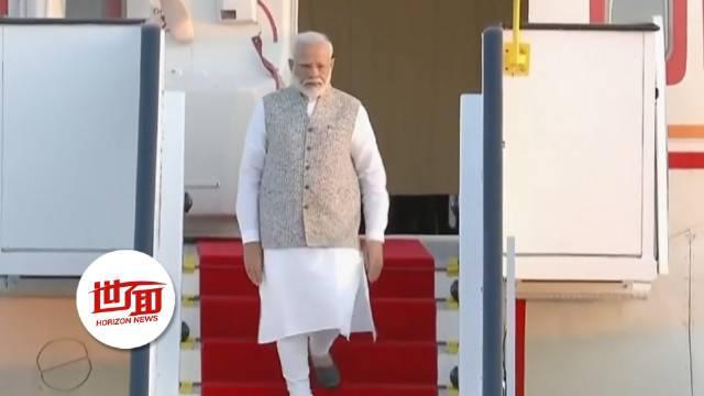 印度政府公布莫迪5年外访情况:花5个亿去了58个国家