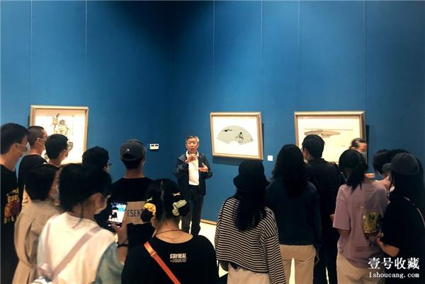 23位武汉名家书画作品亮相汤湖美术馆 呈现武汉丰厚的人文底蕴