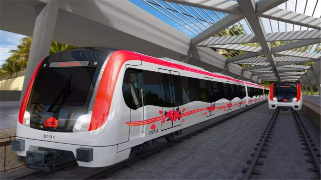 好消息!洛阳新地铁将通车,全程22公里共18站,穿越中心城区