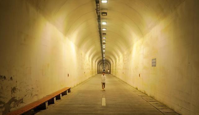 宁波这两个地方,隧道是唯一的路,穿过隧道宛如桃花源