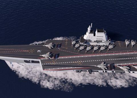 反舰方式日新月异,为何依旧大力发展航母?美国当了个好老师