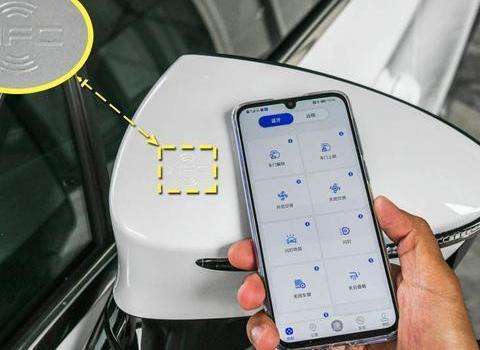 全系2.0T的7座SUV带NFC功能不足12万起