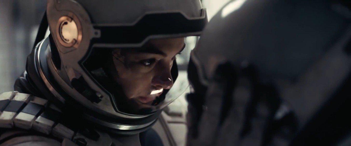 《星际穿越》时间可以伸缩和折叠……