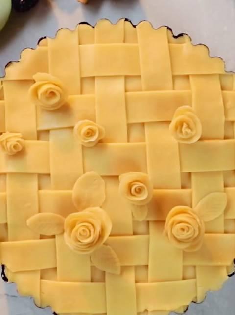 法式经典甜品 苹果派制作
