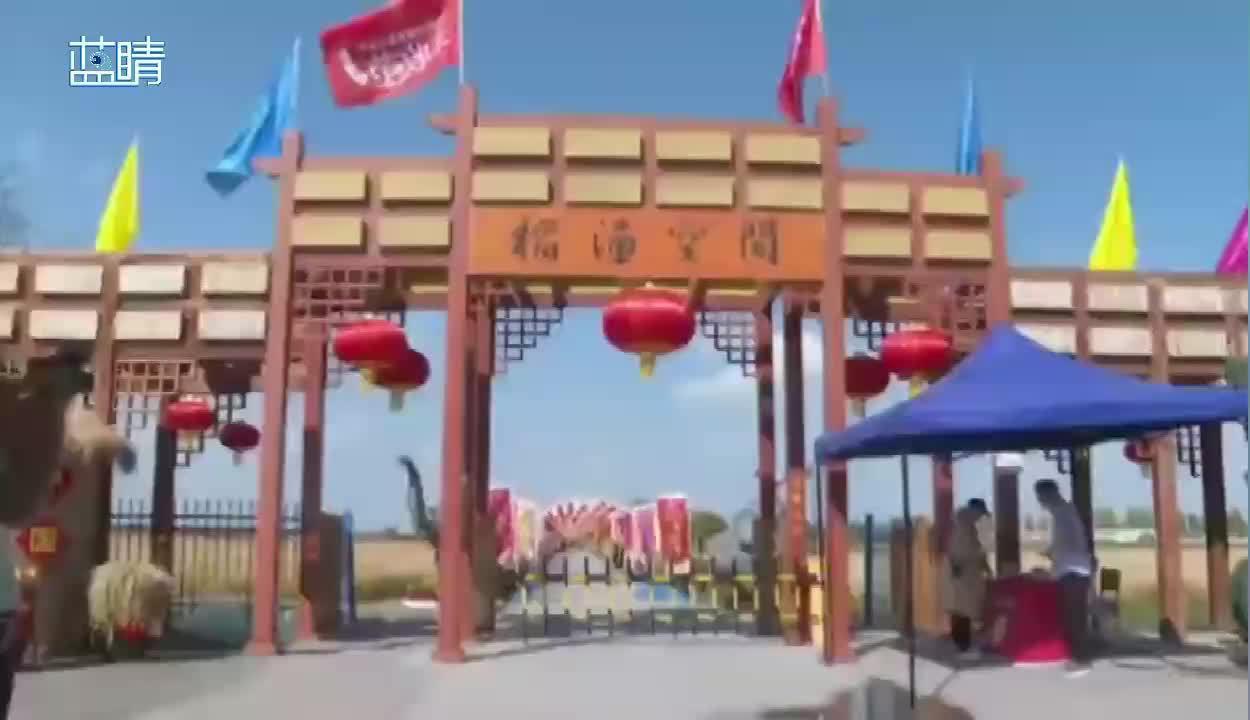 """银川素有""""塞上江南,鱼米之乡""""的美誉……"""