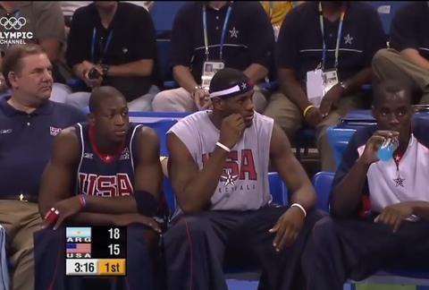 美国队又要创耻辱?NBA要与奥运冲突,肖华称前15球员难参加