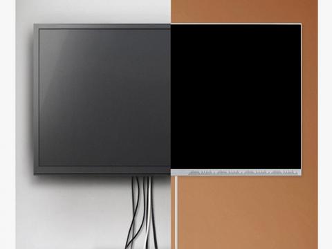 惊人的实现了零距离壁挂 乐视65英寸壁画电视Zero65 Pro开启预售
