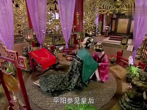 堂堂平阳公主骄傲一生,却向子夫行大礼,竟是想嫁卫青求她成全