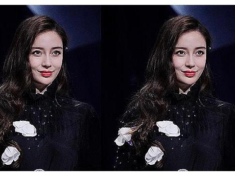 有种惊艳叫杨颖遇上老年滤镜,当她满脸皱纹时,依旧是国民女神