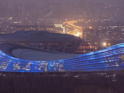 冬奥会倒计时500天,延庆成为时尚运动新地标,引无数游客打卡