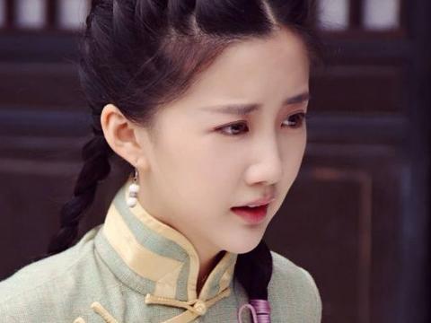 她颜值不输杨幂, 因《丑女无敌》走红,出道10年沦落拍网剧