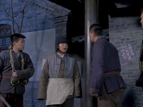 抗日!地雷战:汉奸埋伏村民,不料特工是神枪手,汉奸被打惨