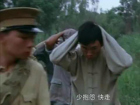 生死连:八路假扮鬼子营救战友,开口中式日语,笑喷了