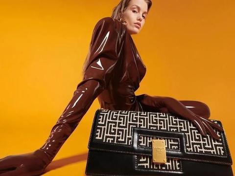 法国奢侈大牌BALMAIN 推出全新印花设计,致敬品牌创始人