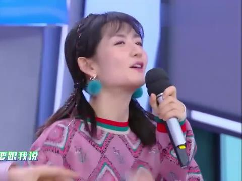 谢娜吐槽杜海涛女朋友,当她得知是自己,谢娜的回答赢得何炅掌声