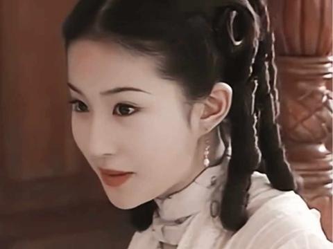 旗袍美人:刘亦菲小仙女,倪妮富贵花,她穿出了Lolita的味道