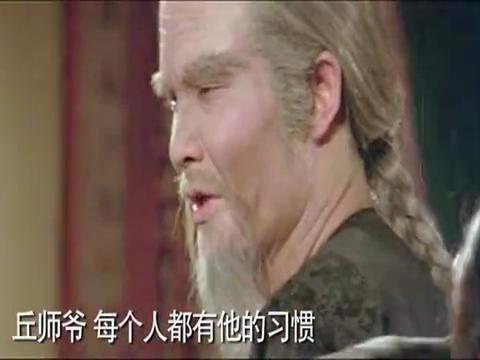 咏春嫡人精习武功,一个能打十个,不料却被不懂武功的乞丐害死