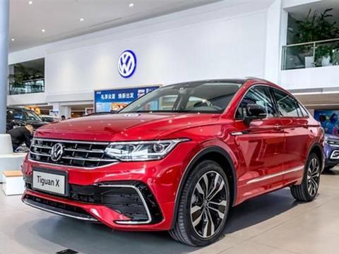 大众全新轿跑型SUV将袭来,运动质感趋近宝马X6,配装2.0T发动机