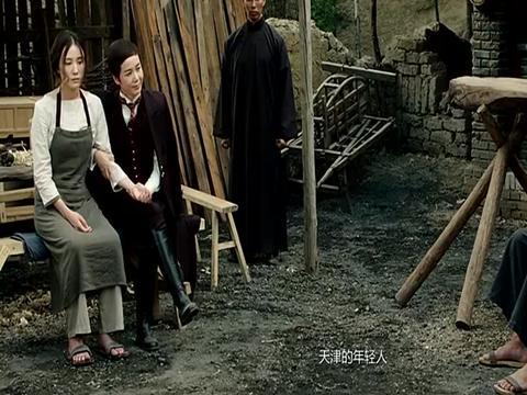 邹馆长感叹从此咏春拳绝了,遣徒弟带着那封信跟踪赵国卉上火车