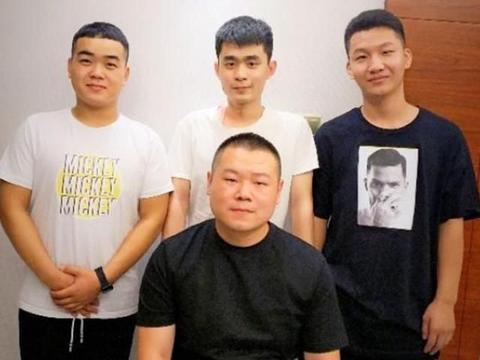 德云社:二哥是刘筱亭,三哥是孔云龙,四哥是曹鹤阳,大哥是谁?