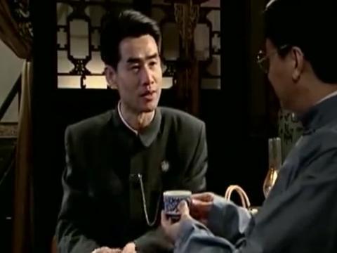 燕主任在程先生面前说共产党的坏话,实在是太过分了