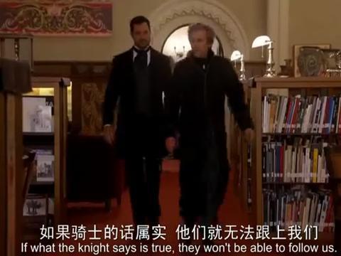 图书馆员:男人对着书吹了口气,书中的文字离开纸张成为他的属下