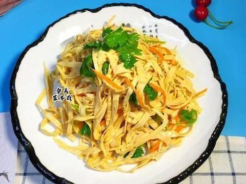 国庆节家宴,小凉菜不用愁,分享8道家常下酒菜,既爽口又开胃