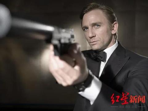 外媒曝邦德又要换新人了!007男主为何一直是世界影视顶级IP?