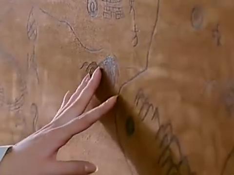 杨戬手拿认主的神器,遇到有缘人,看蒙武成王和武吉