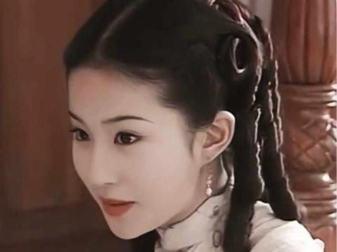穿旗袍的美人,刘亦菲小仙女,倪妮富贵花,她穿出了Lolita的味道