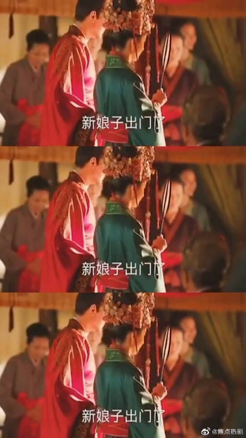 知否知否应是绿肥红瘦 赵丽颖 冯绍峰