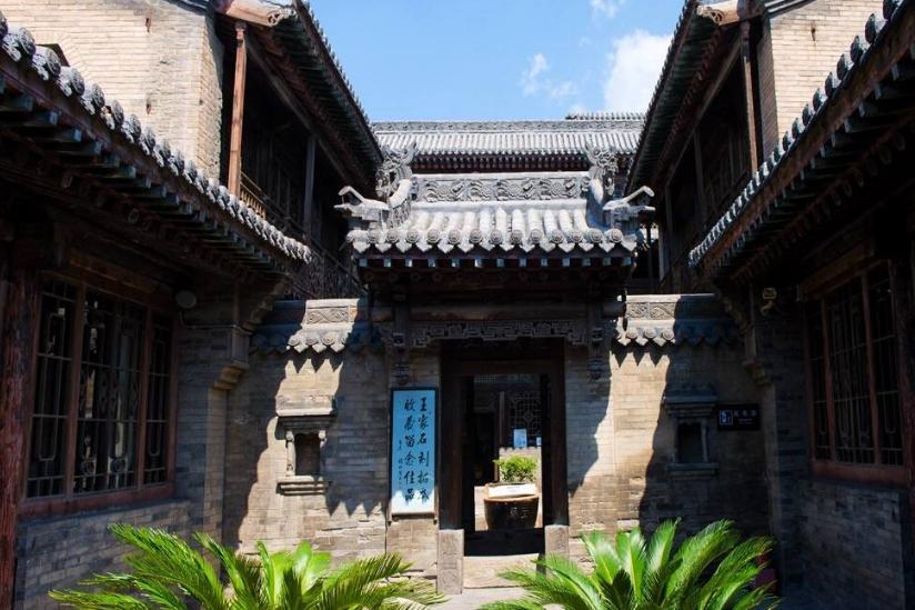 """山西最""""豪""""古宅,耗时300年修建,建筑面积是故宫的1.8倍"""