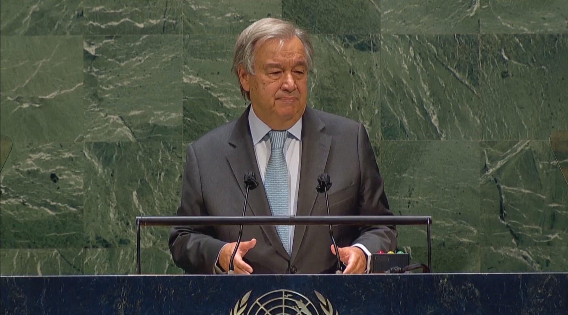 陈冰:联合国秘书长暗批特朗普把世界推向险境