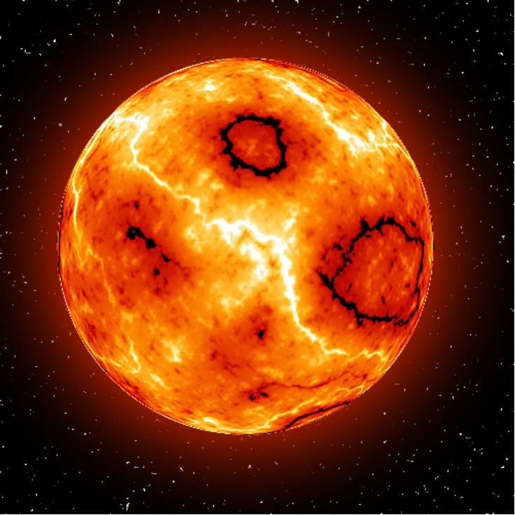 太阳活动进入低潮,这是一个不好的预兆,地球面临小冰河期的到来