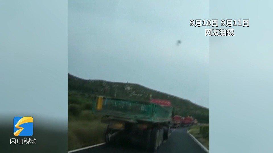 机器轰鸣、车辆排起长队……泰安宁阳多地涉嫌盗采砂石、非法排污