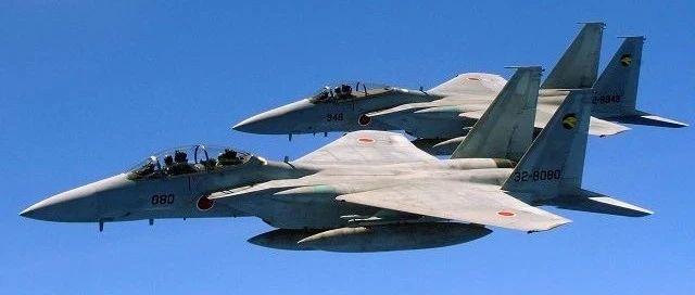 日本航空自卫队PK中国空军,谁的赢面更大?