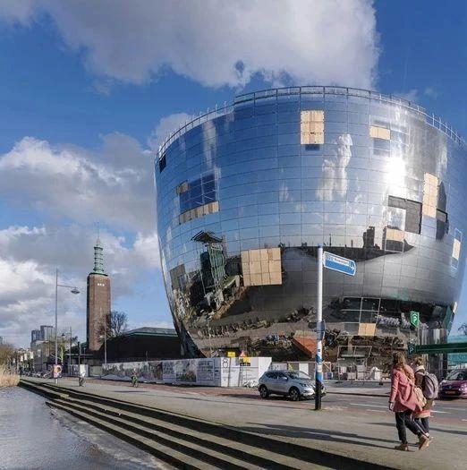 博伊曼斯· 范· 伯宁恩博物馆艺术仓库明年开放