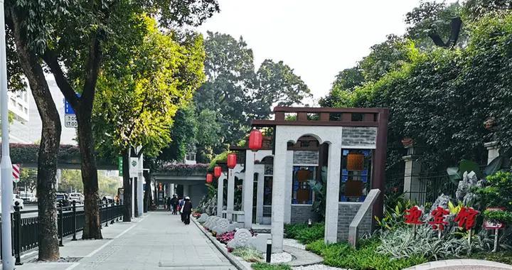 绿色廊道、天桥电梯、口袋公园…广州解放路焕发新活力