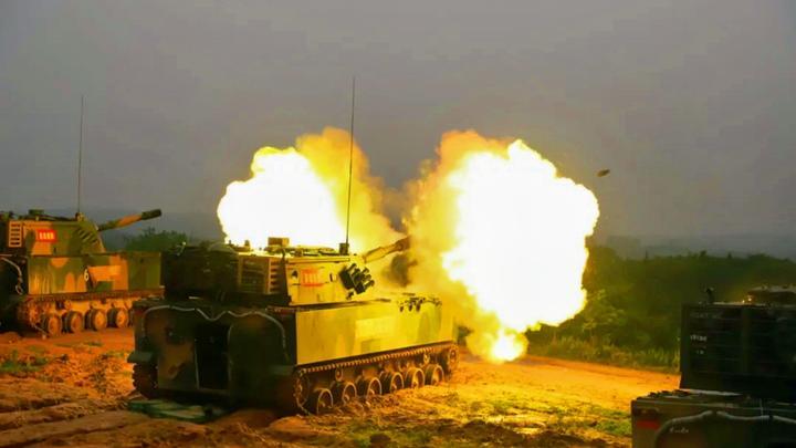镇守东南沿海的73集团军某炮兵分队,整体打击能力到底有多强?