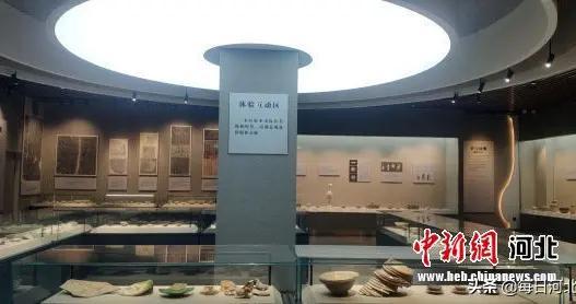"""保定曲阳建定窑历史博物馆献礼""""旅发"""""""