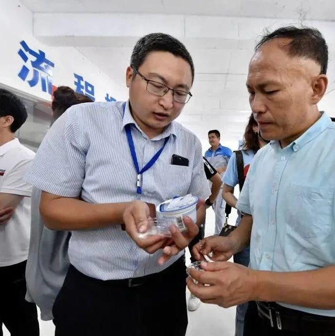 """中国梦·黄河情丨黄河滩村民摇身变成""""上班族"""":特别好,收入增加了不少"""