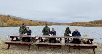 挪威、瑞典和芬兰正在加强国防合作