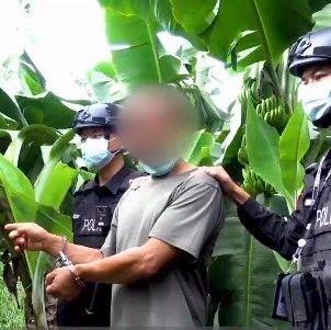 严打!瑞丽5人运送人员偷越国境被抓获,公开指认现场!