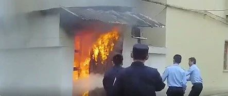 【铜陵头条0924】郊区一居民楼发生火灾,附现场视频!|杨家山多辆电瓶车电瓶被盗!