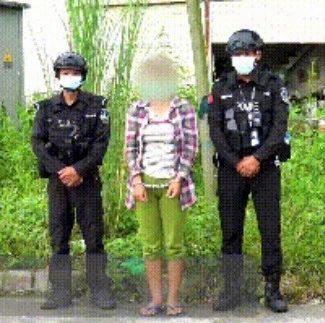 瑞丽5人运送他人偷越国境被抓获,公开指认现场!