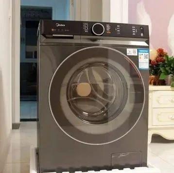 好物测评室|美的直驱洗烘一体机-打造轻奢健康生活体验