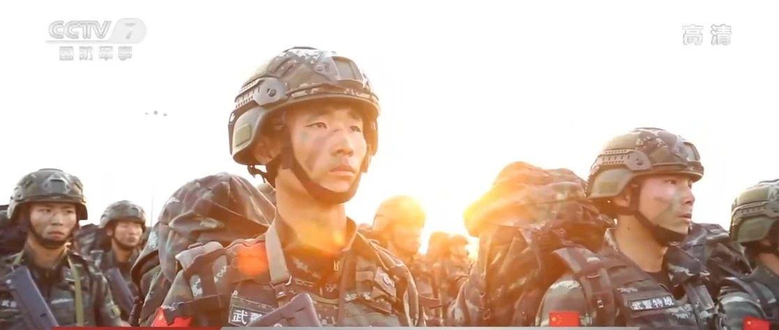 """燃!直击""""魔鬼周""""极限训练,200多名武警特战队员榆林""""开战"""""""